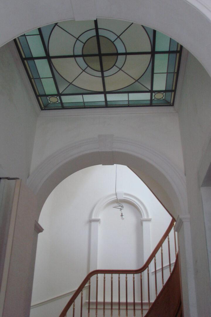 Vlaklicht, privé villa, Hamburg – ontw. Arch. Stéphane Boens – © Atelier Mestdagh