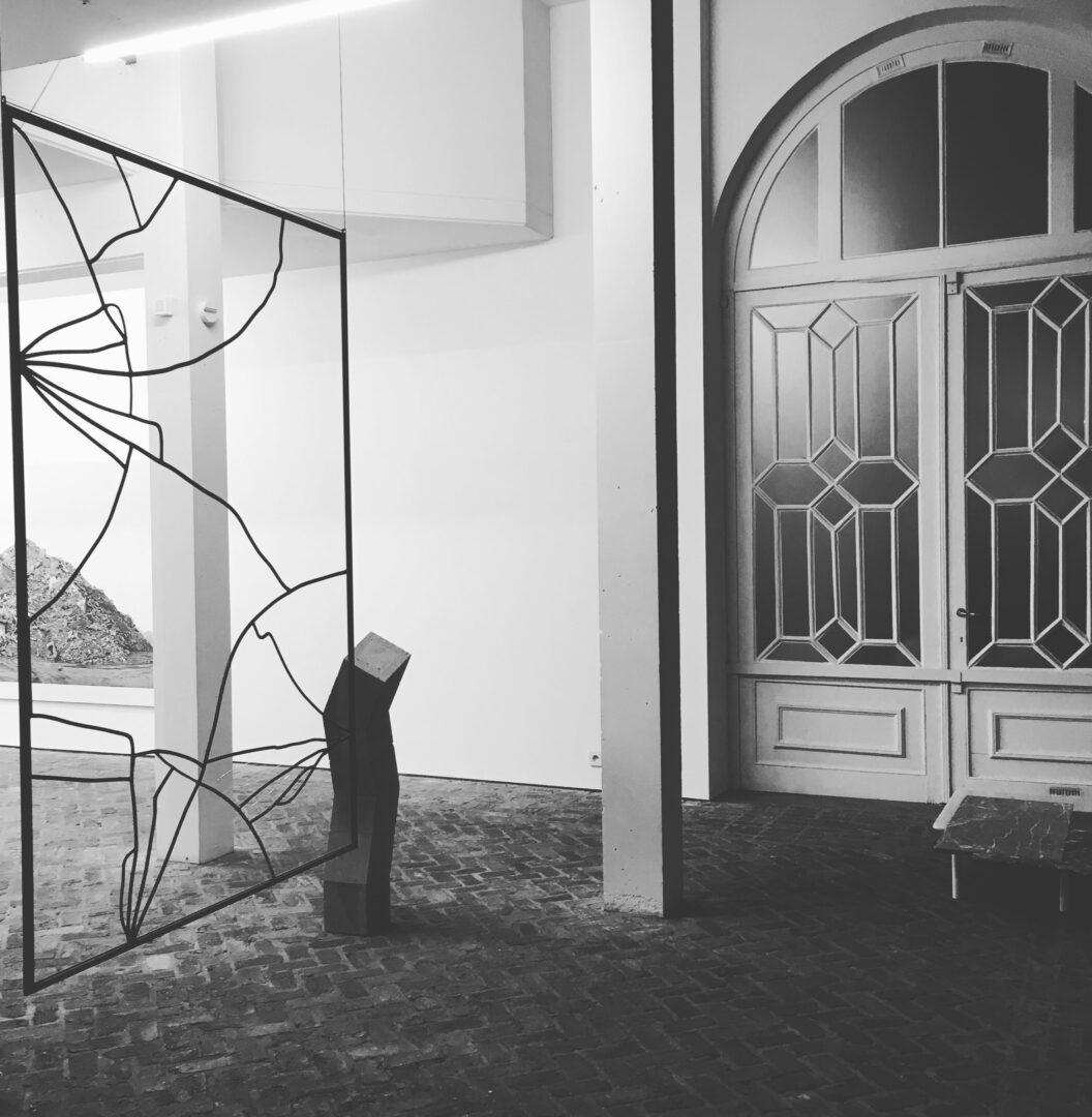 glas in lood eigen ontwerpen atelier mestdagh