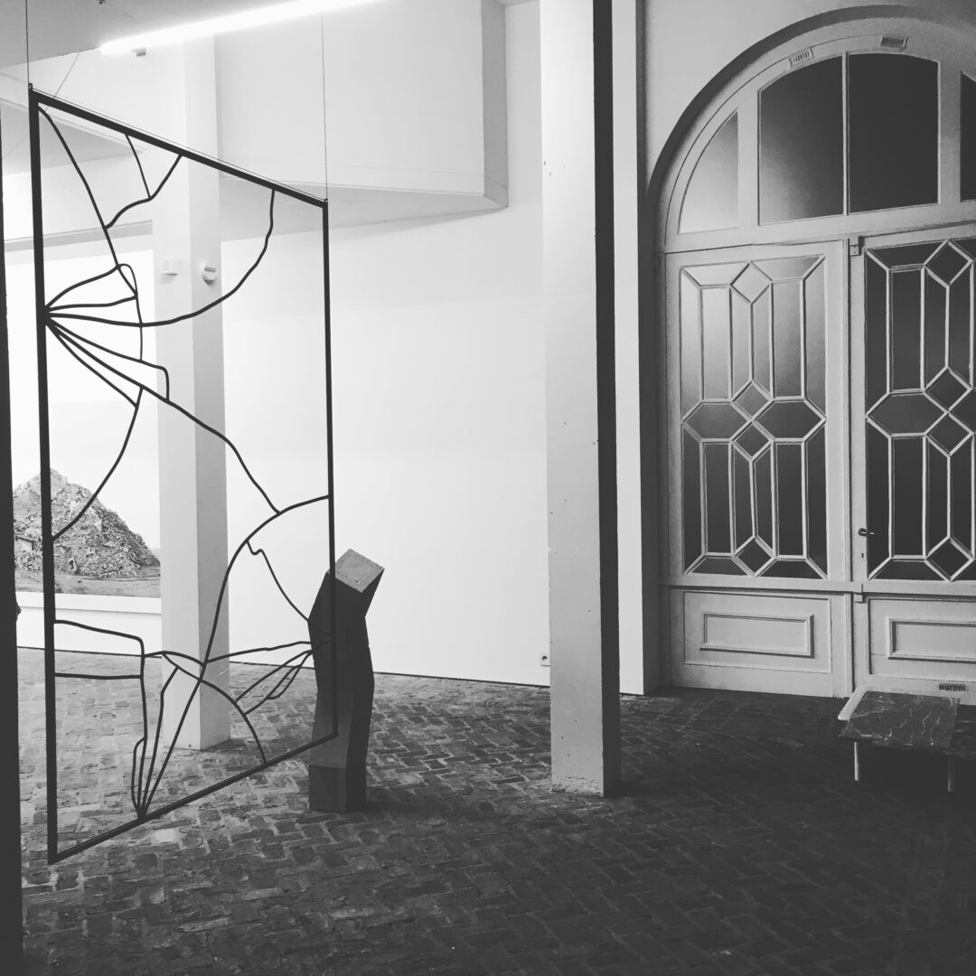 Ontwerp Filip Dujardin, tento Valérie Traan, 2019, (c) Katrien Mestdagh