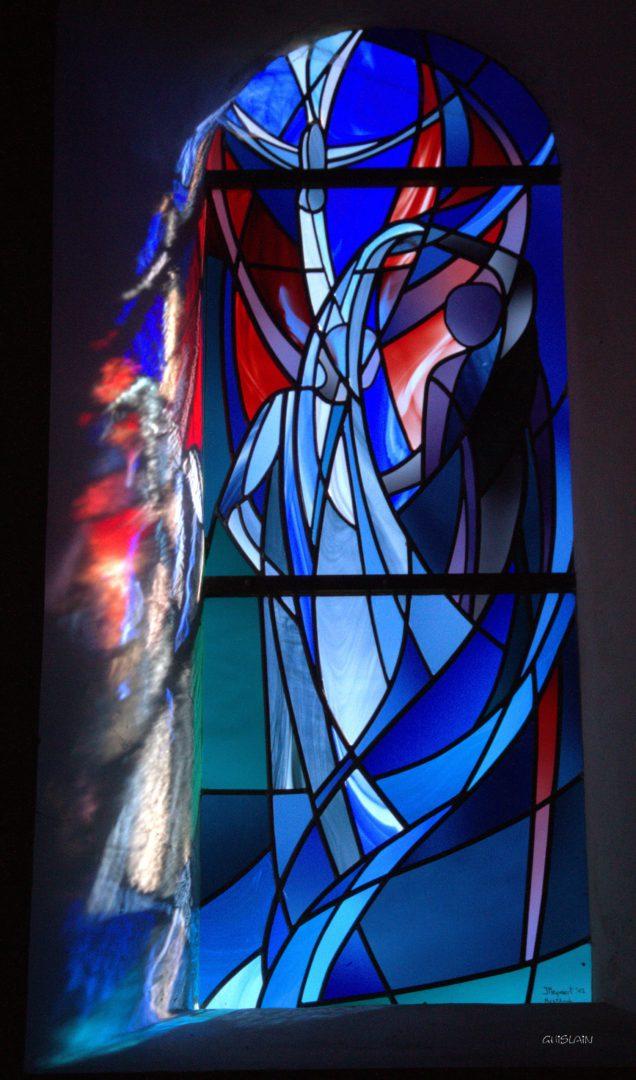 'Johannes de Doper', kerk Afsnee. Ontwerp: Ingrid Meyvaert © Ghislain Van Tomme