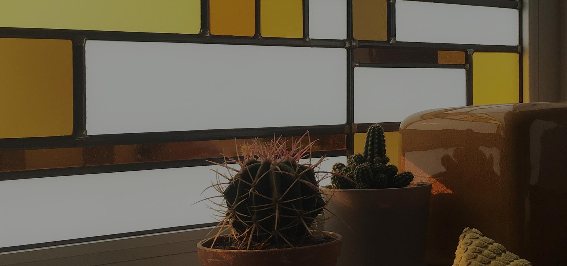 Atelier Mestdagh Merelbeke Glasramen in kleur_8