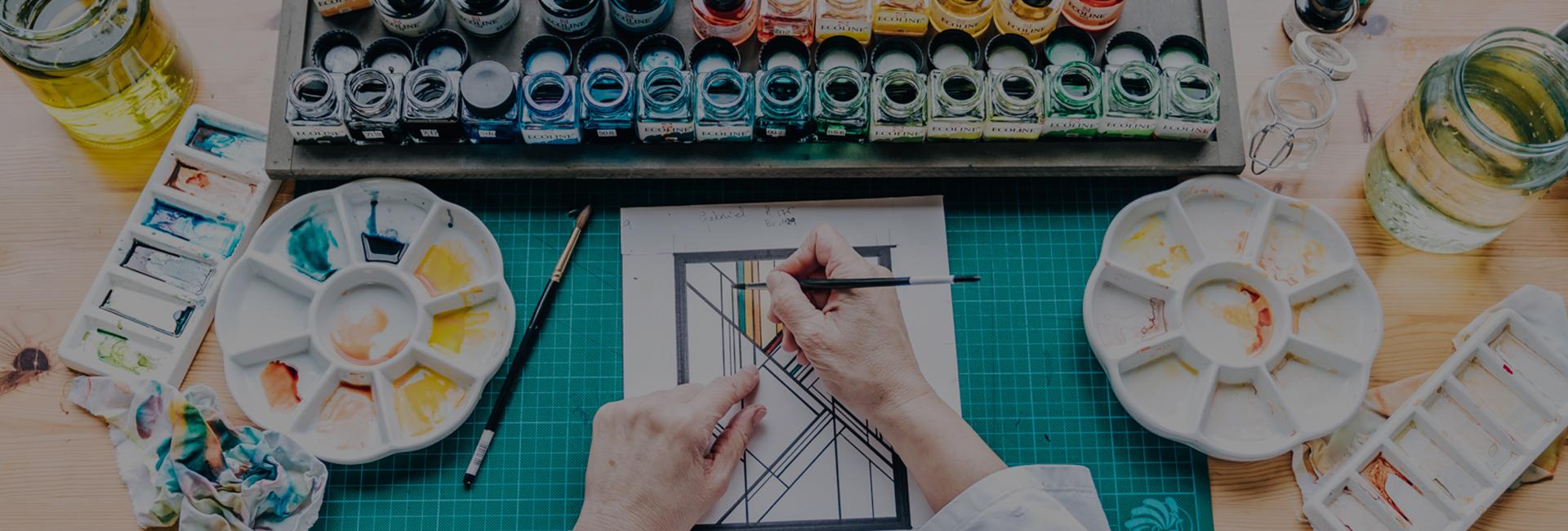Atelier Mestdagh glasraamkunst creaties