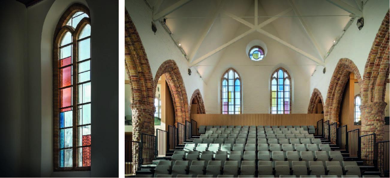 5. Middelgrote tot grote projecten.jpg Atelier Mestdagh Merelbeke Glas in lood