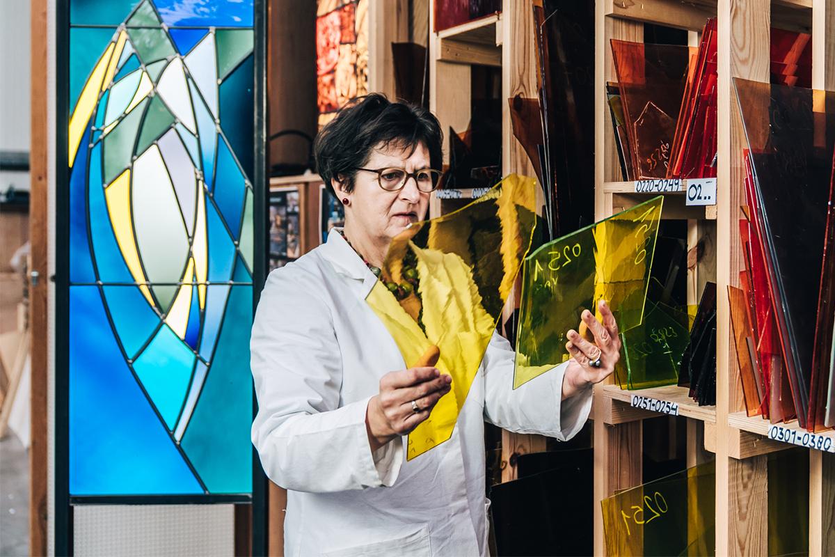 Ingrid Meyvaert Atelier Mestdagh