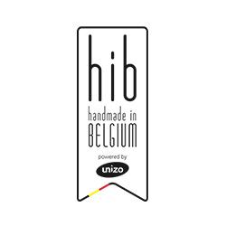Logo HIB handmade in belgium belgie_online