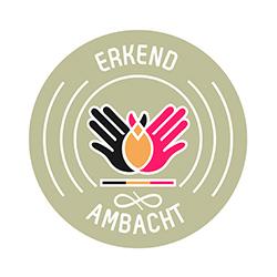 Logo erkend ambacht belgisch belgie_online
