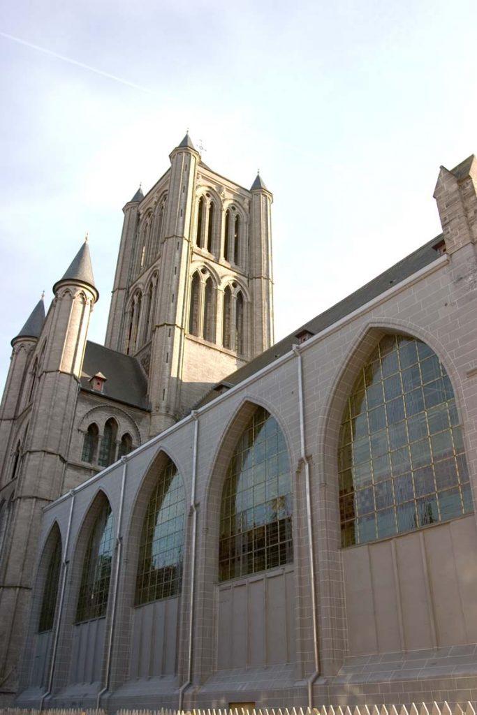 Sint Niklaaskerk Philippe Depotter Atelier Mestdagh